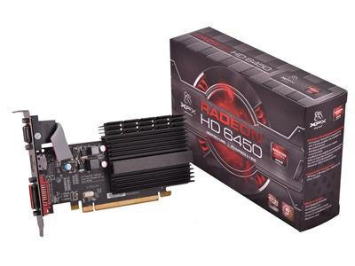 Placa de Vídeo 1GB RADEON HD 6450